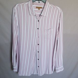 Jachs Girlfriend  Brushed Cotton Soft Rose shirt